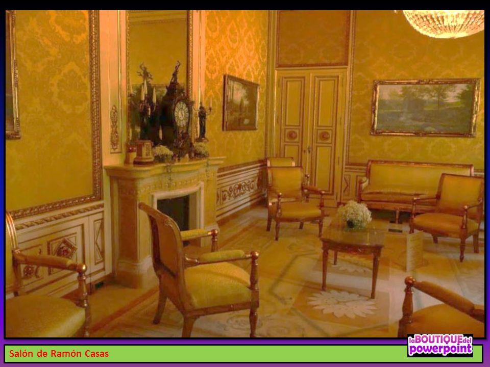 Salón de Ramón Casas