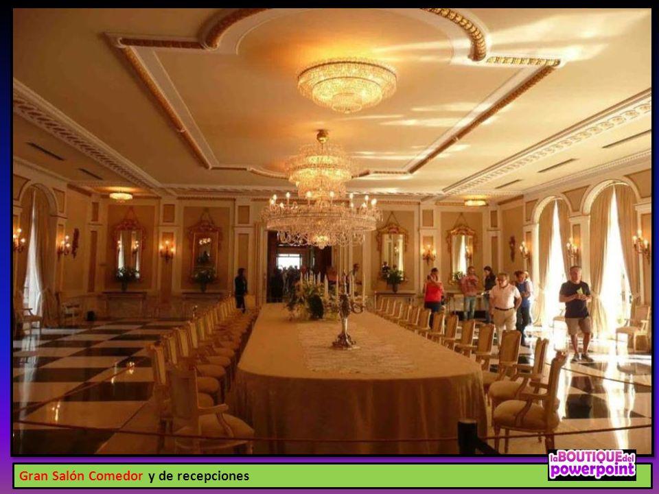 Gran Salón Comedor y de recepciones