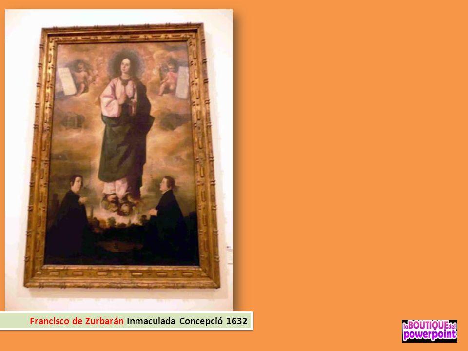 Francisco de Zurbarán Inmaculada Concepció 1632