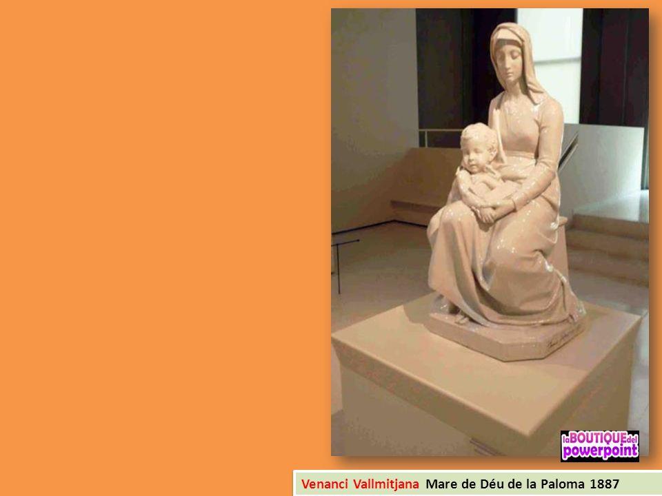 Venanci Vallmitjana Mare de Déu de la Paloma 1887