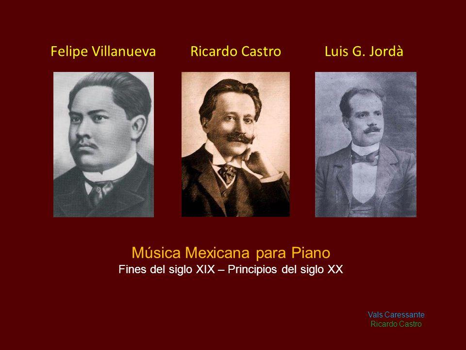Música Mexicana para Piano