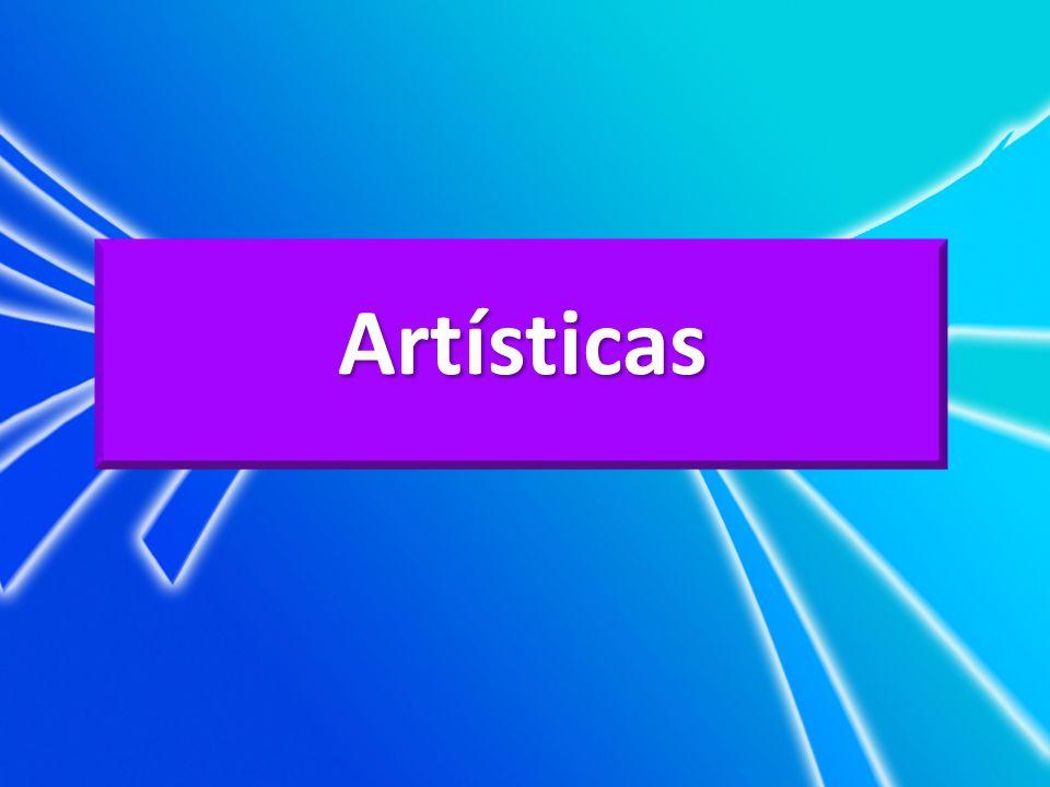 Artísticas