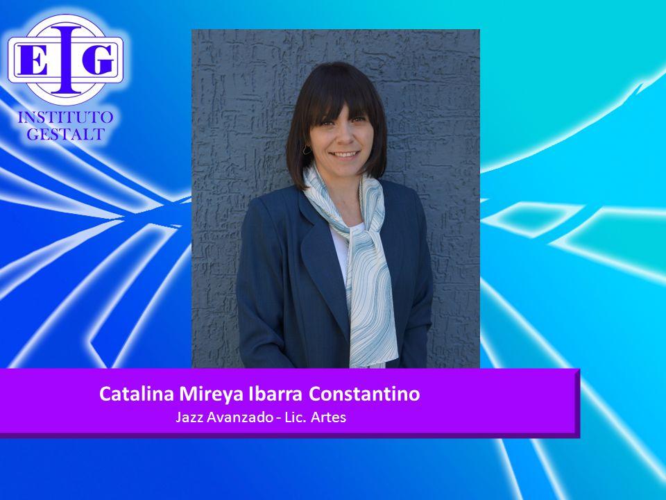 Catalina Mireya Ibarra Constantino