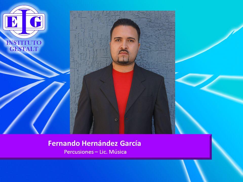Fernando Hernández García