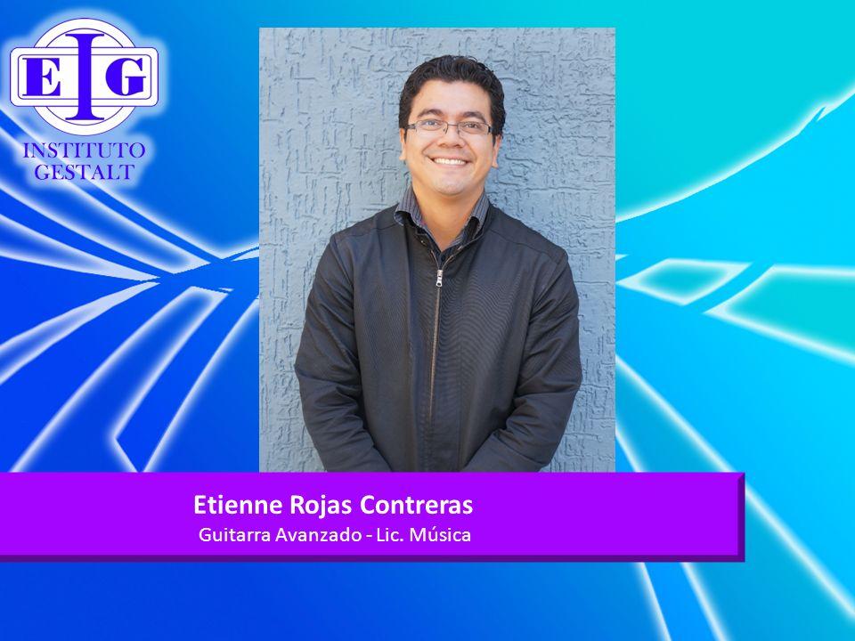 Etienne Rojas Contreras