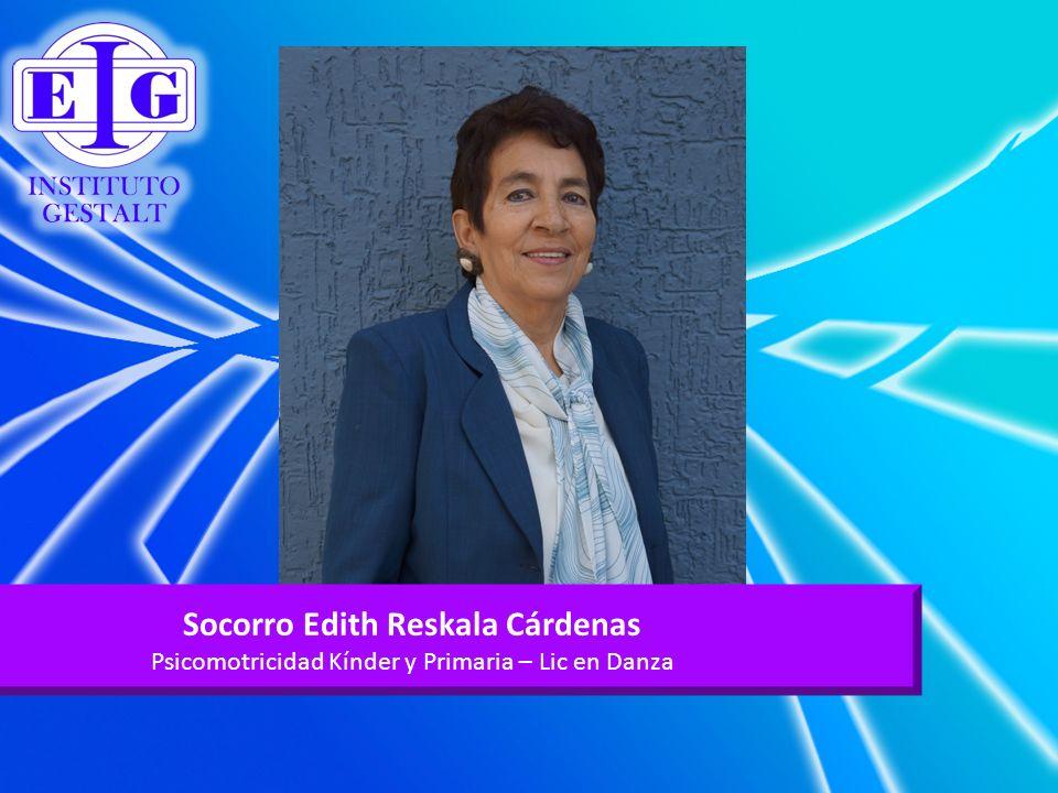 Socorro Edith Reskala Cárdenas