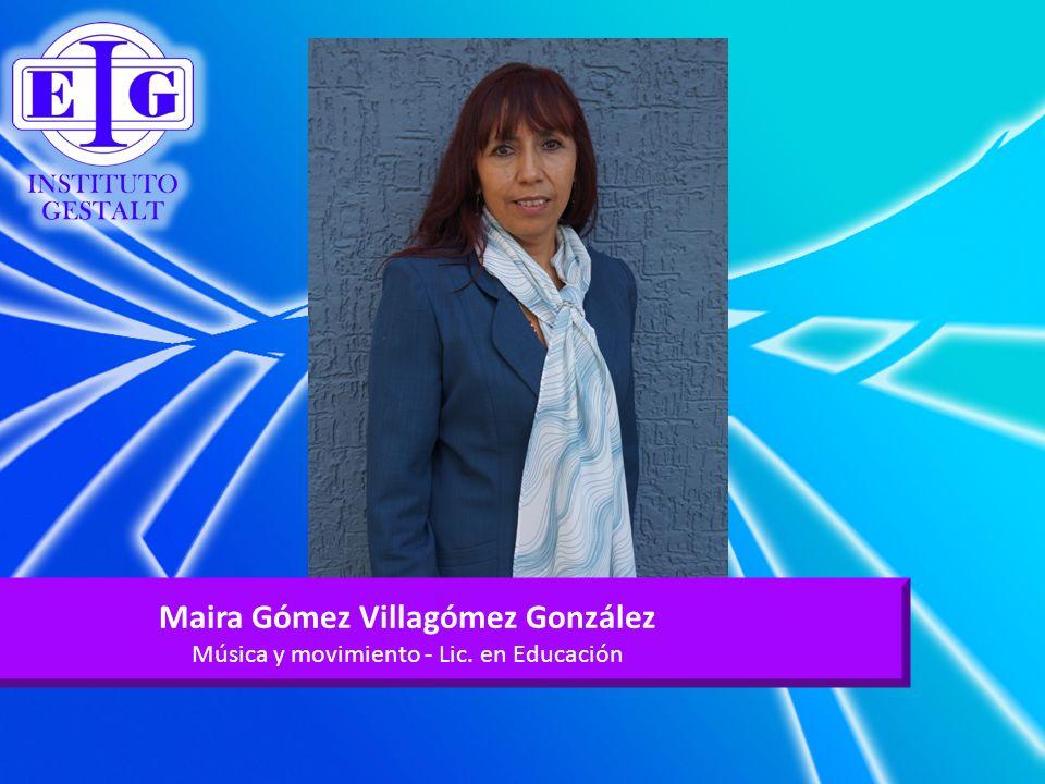 Maira Gómez Villagómez González