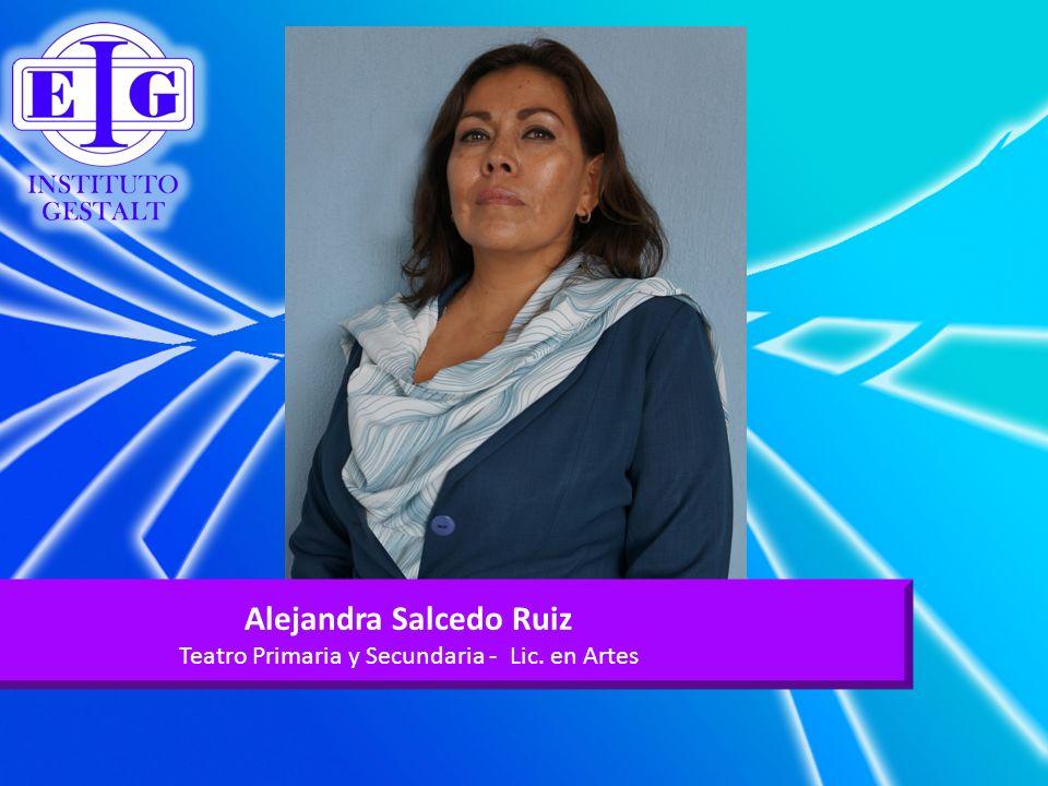 Alejandra Salcedo Ruiz