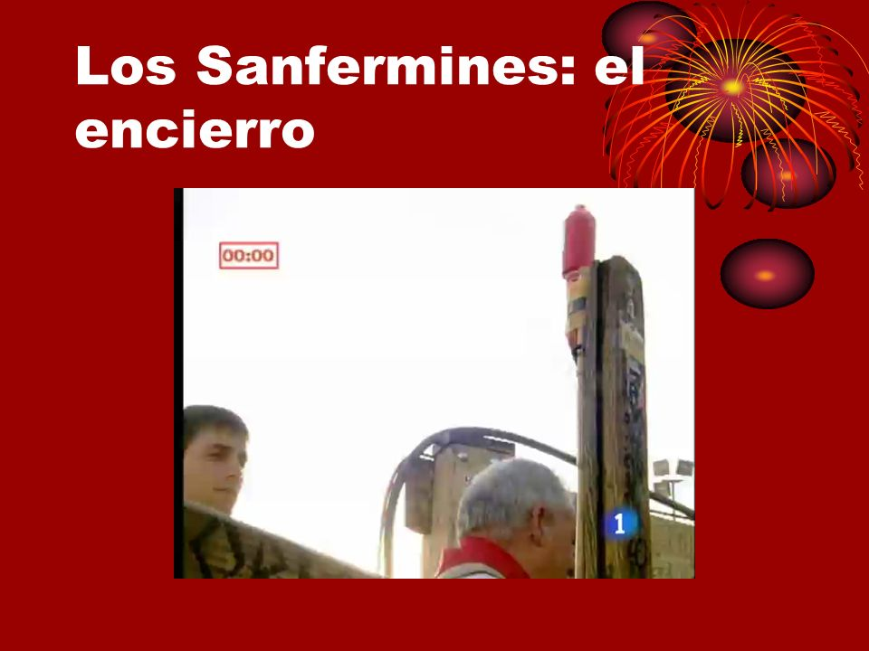 Los Sanfermines: el encierro
