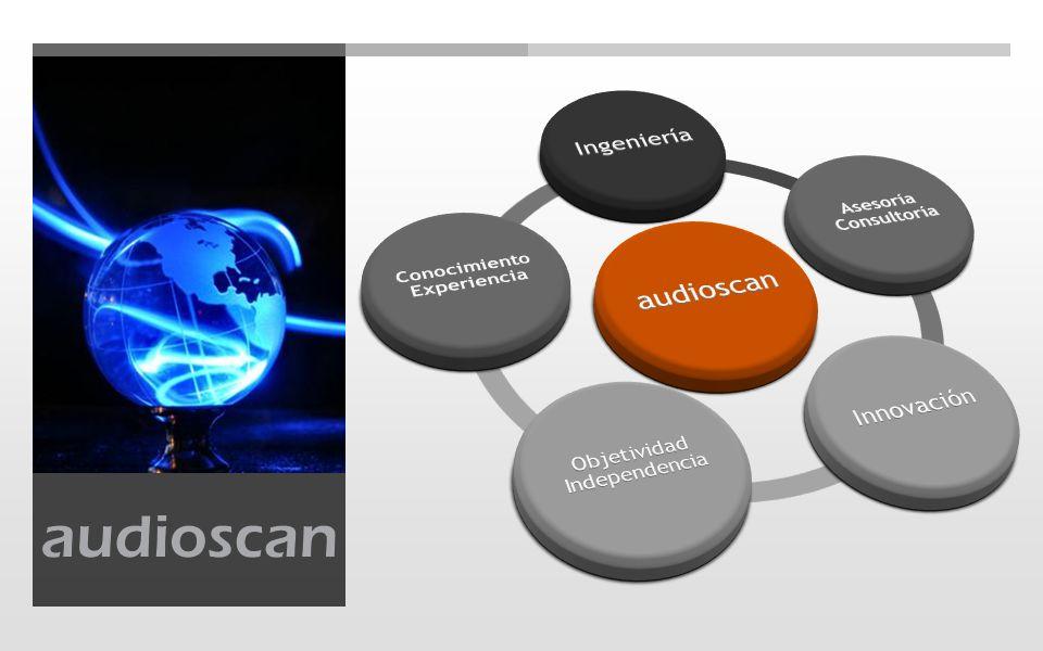 audioscan Ingeniería Innovación Asesoría Consultoría