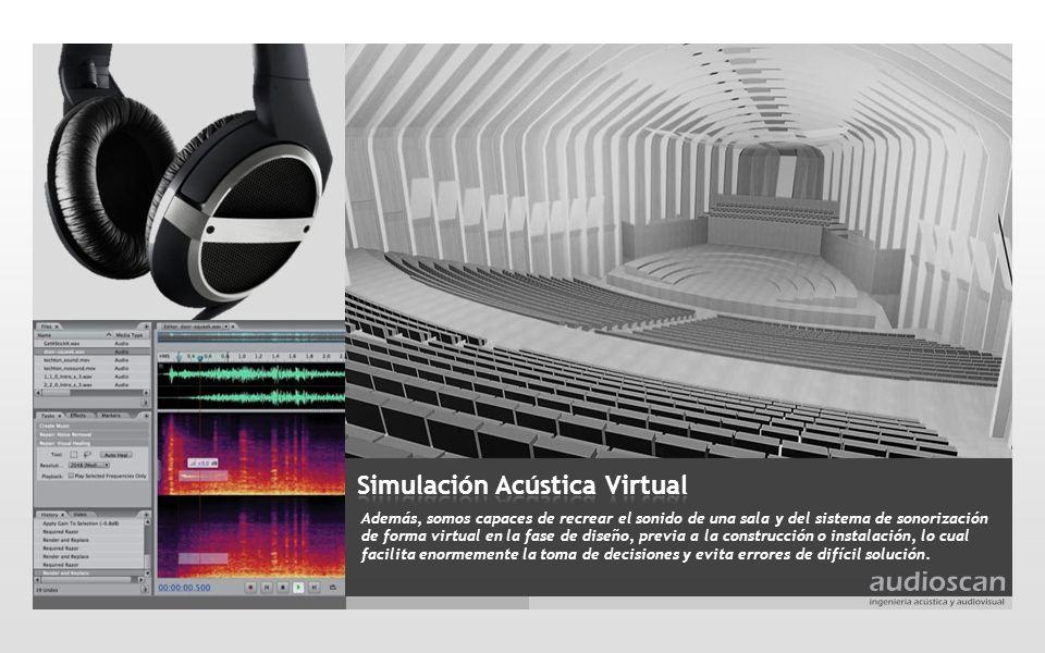 Simulación Acústica Virtual
