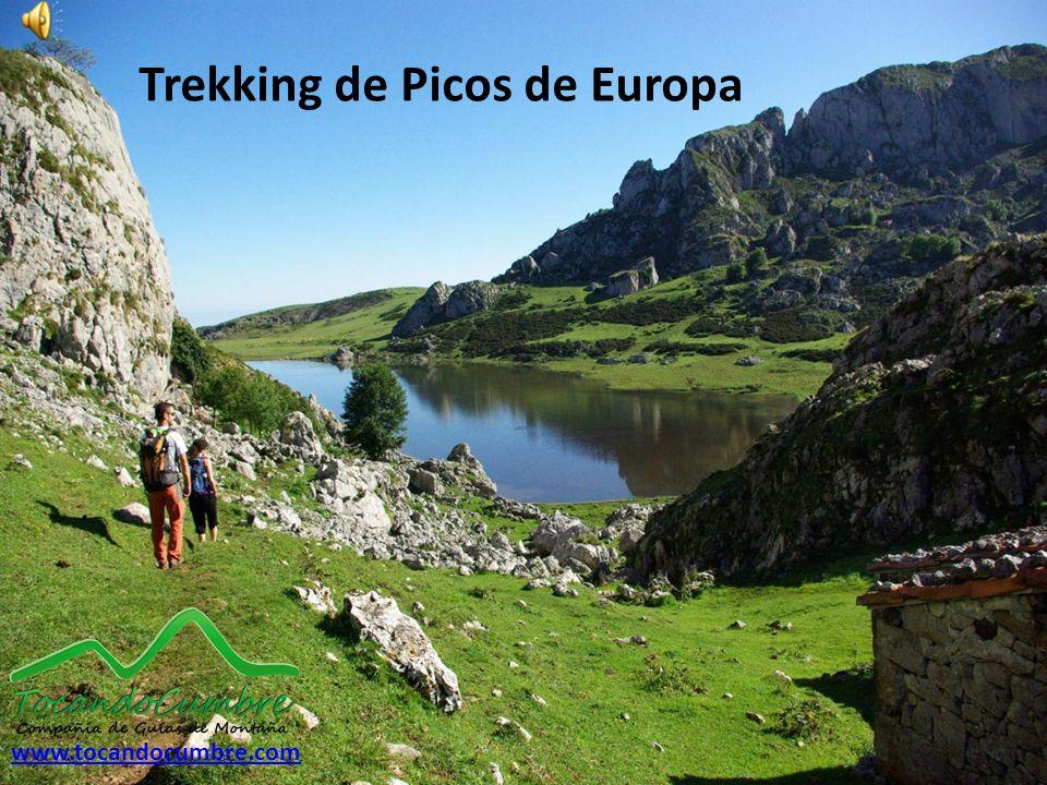 Trekking de Picos de Europa