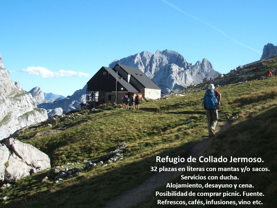 Refugio de Collado Jermoso.