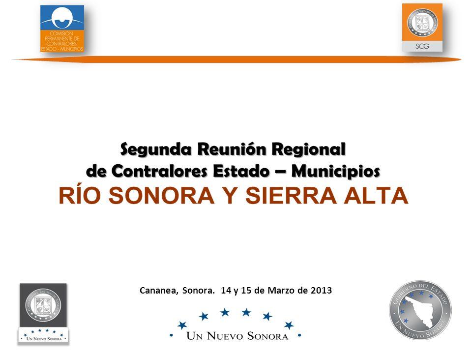 Cananea, Sonora. 14 y 15 de Marzo de 2013