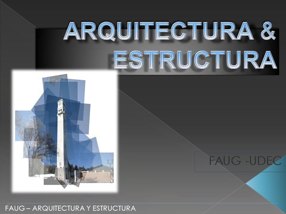 Arquitectura estructura ppt descargar for Estructura arquitectura