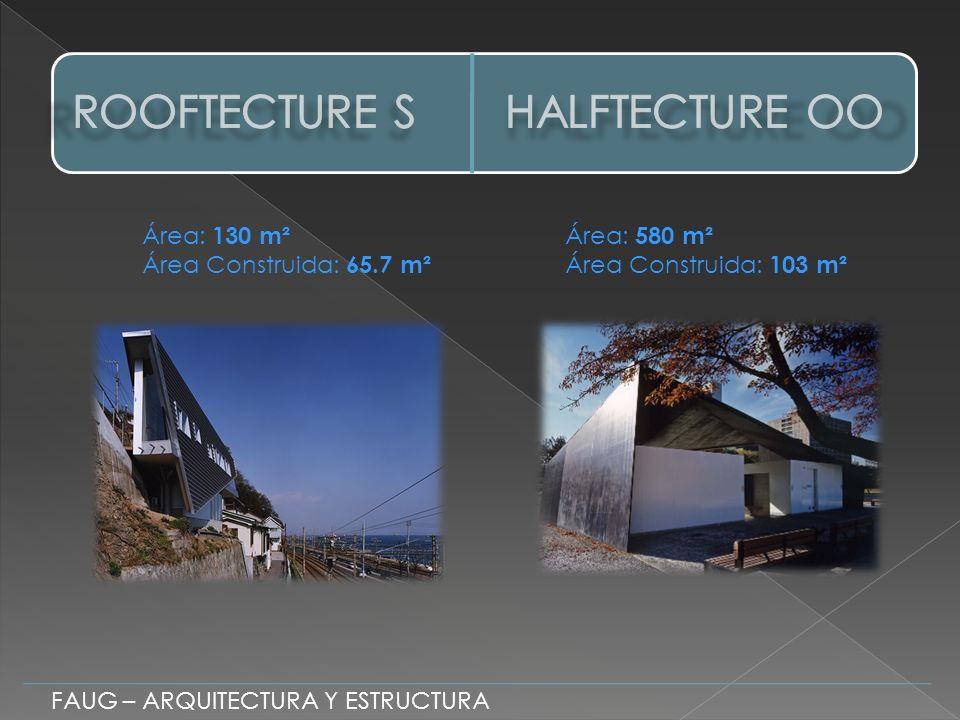 Área: 130 m² Área Construida: 65.7 m²