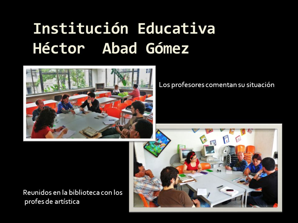 Institución Educativa Héctor Abad Gómez