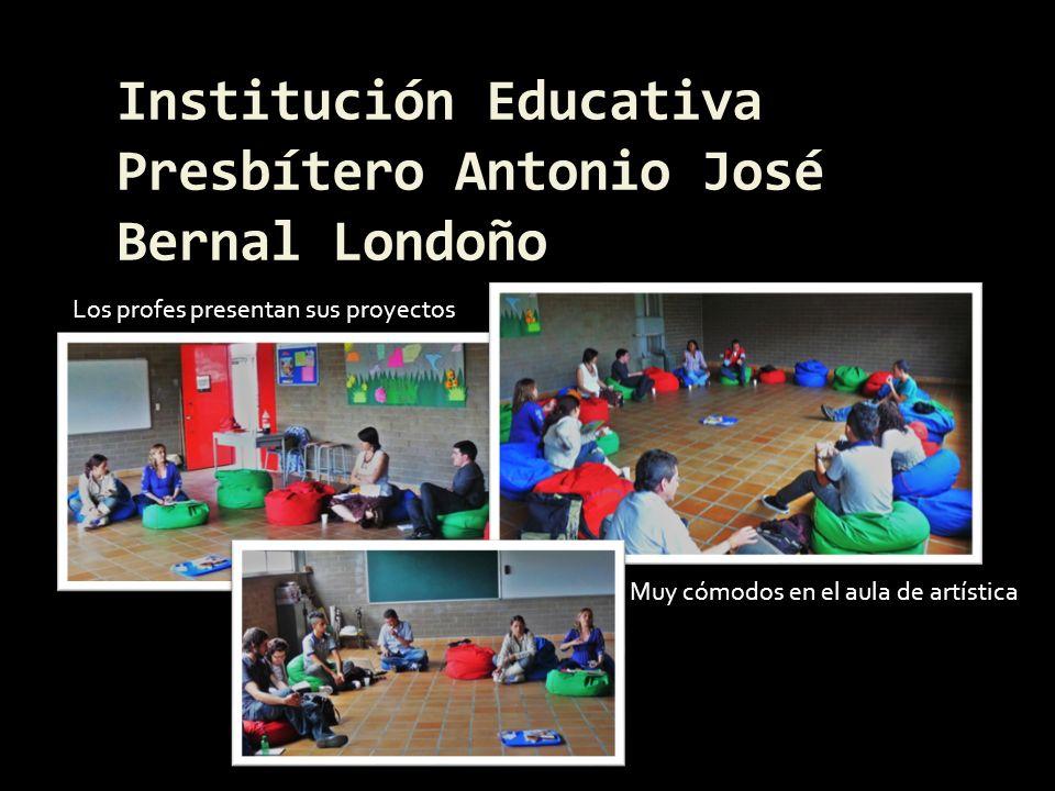 Institución Educativa Presbítero Antonio José Bernal Londoño