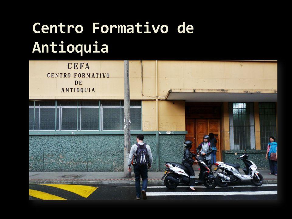 Centro Formativo de Antioquia