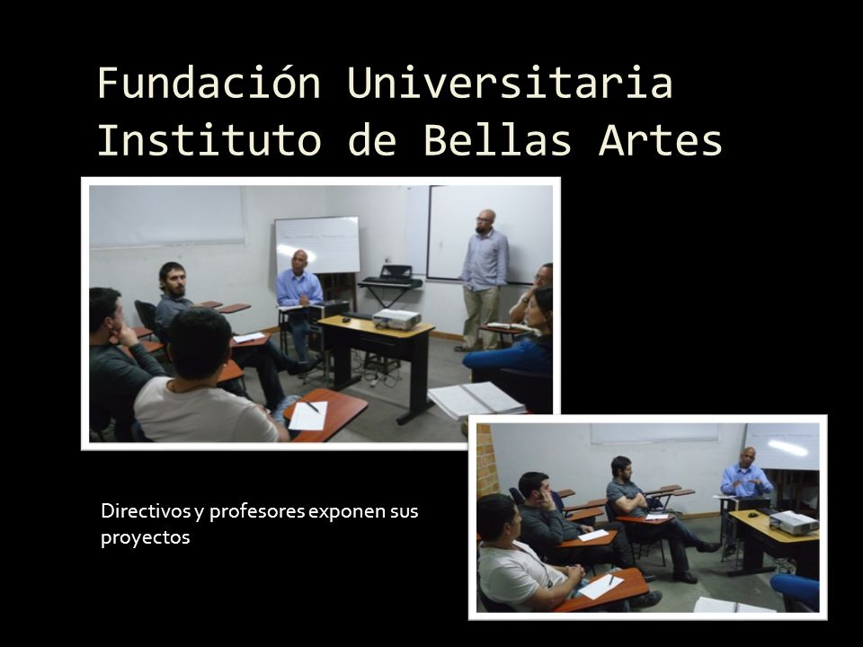 Fundación Universitaria Instituto de Bellas Artes