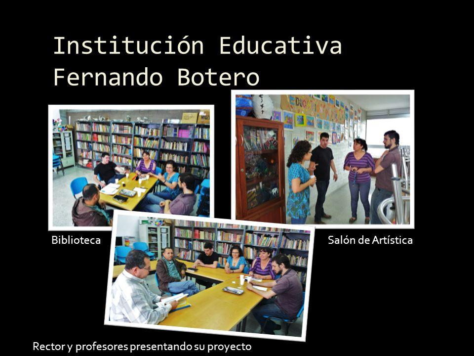 Institución Educativa Fernando Botero