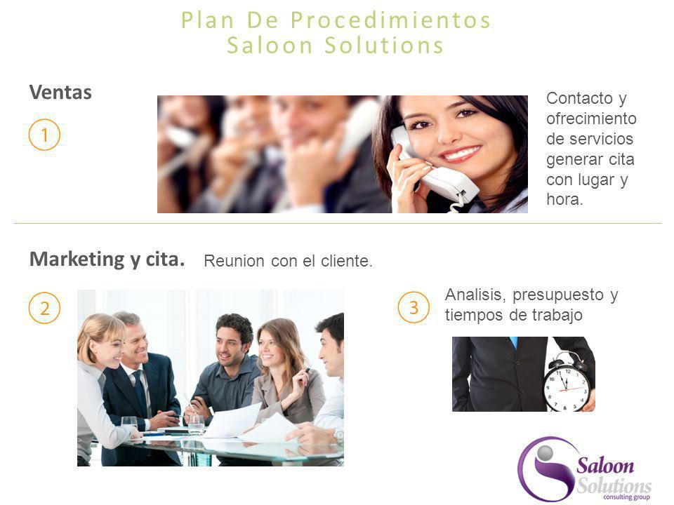 Plan De Procedimientos