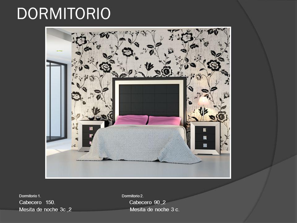 DORMITORIO Cabecero 150. Cabecero 90.,2