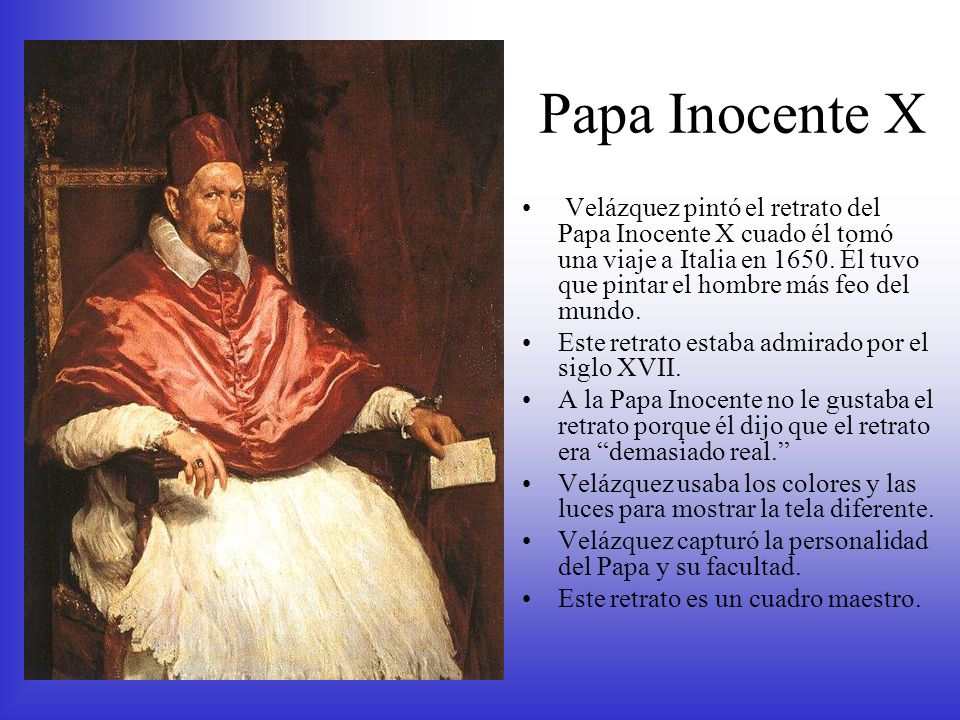 Papa Inocente X