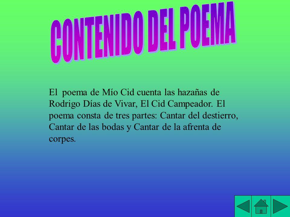 CONTENIDO DEL POEMA