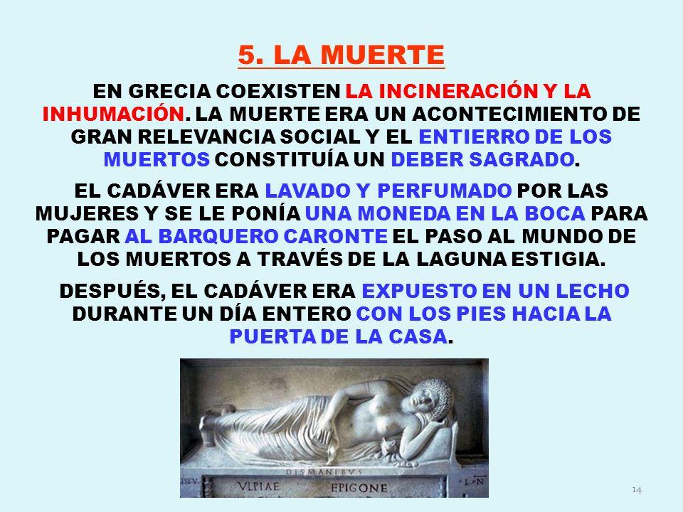 5. LA MUERTE