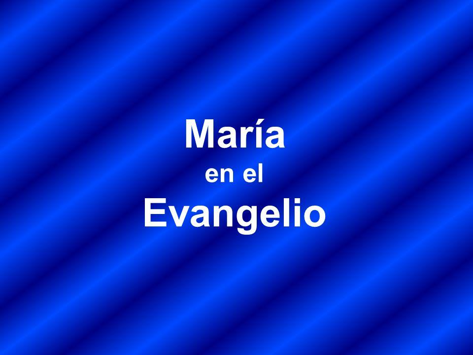 María en el Evangelio