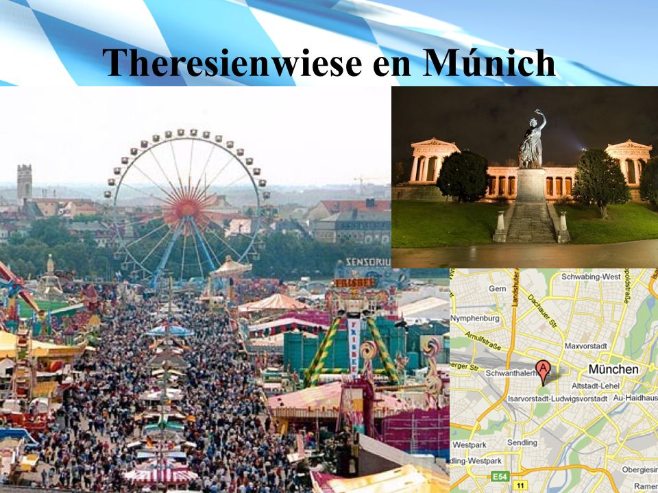 Theresienwiese en Múnich