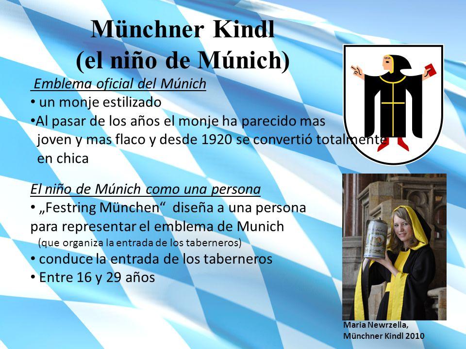 Münchner Kindl (el niño de Múnich)
