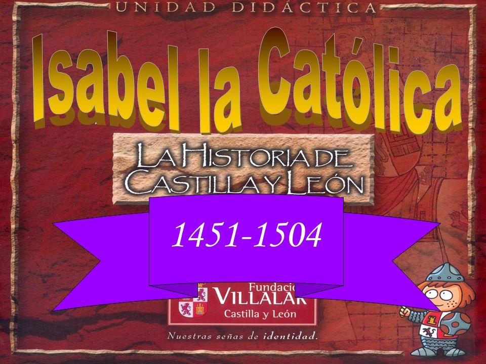 Isabel la Católica 1451-1504
