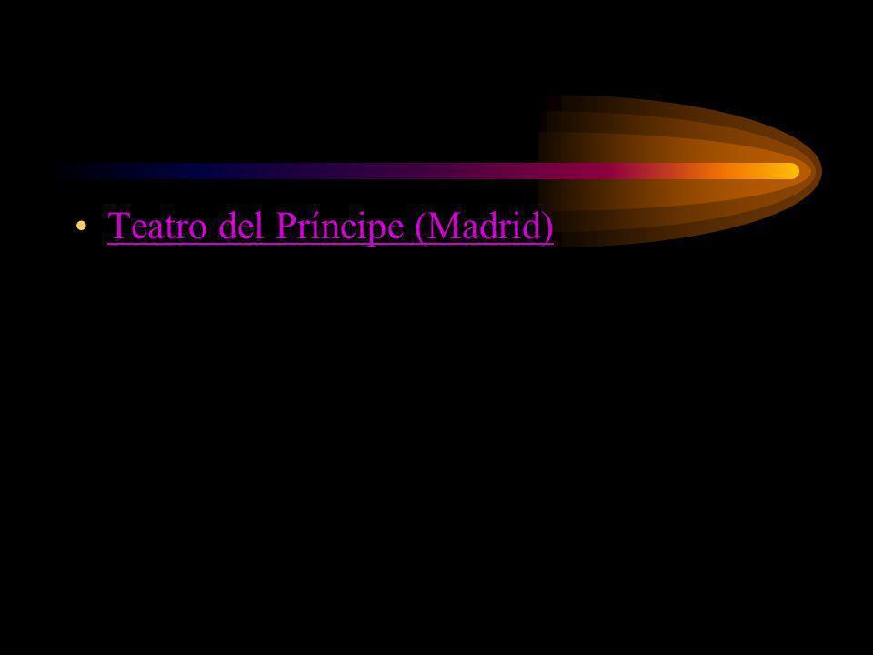 Teatro del Príncipe (Madrid)