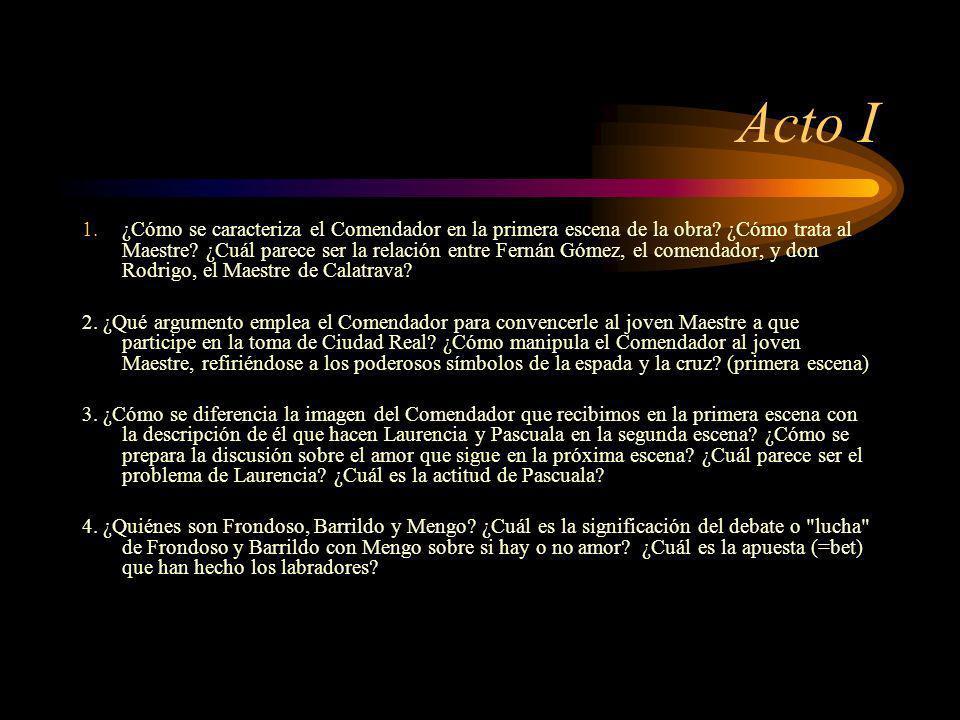 Acto I
