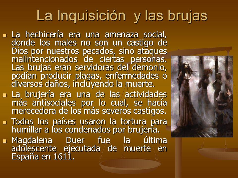 La Inquisición y las brujas