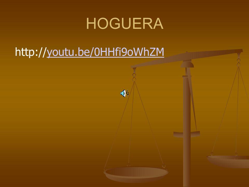 HOGUERA http://youtu.be/0HHfi9oWhZM