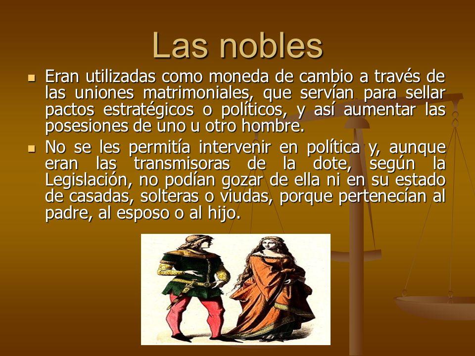Las nobles