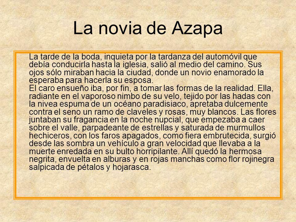 La novia de Azapa