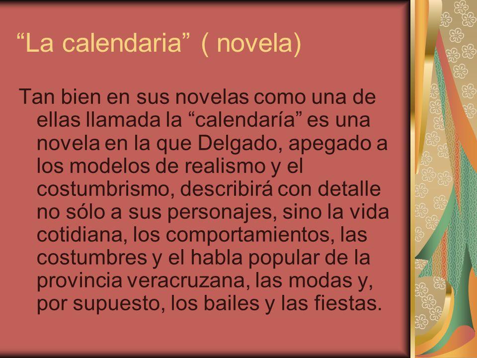 La calendaria ( novela)