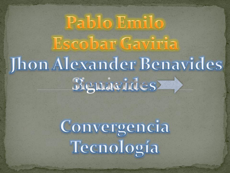 Jhon Alexander Benavides