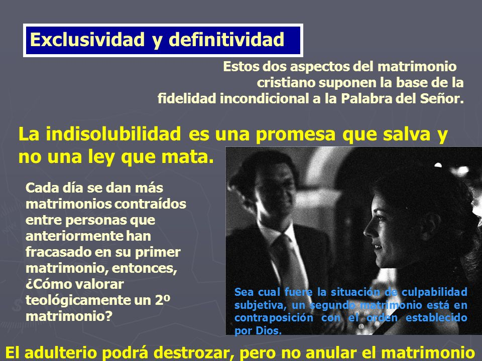 Exclusividad y definitividad
