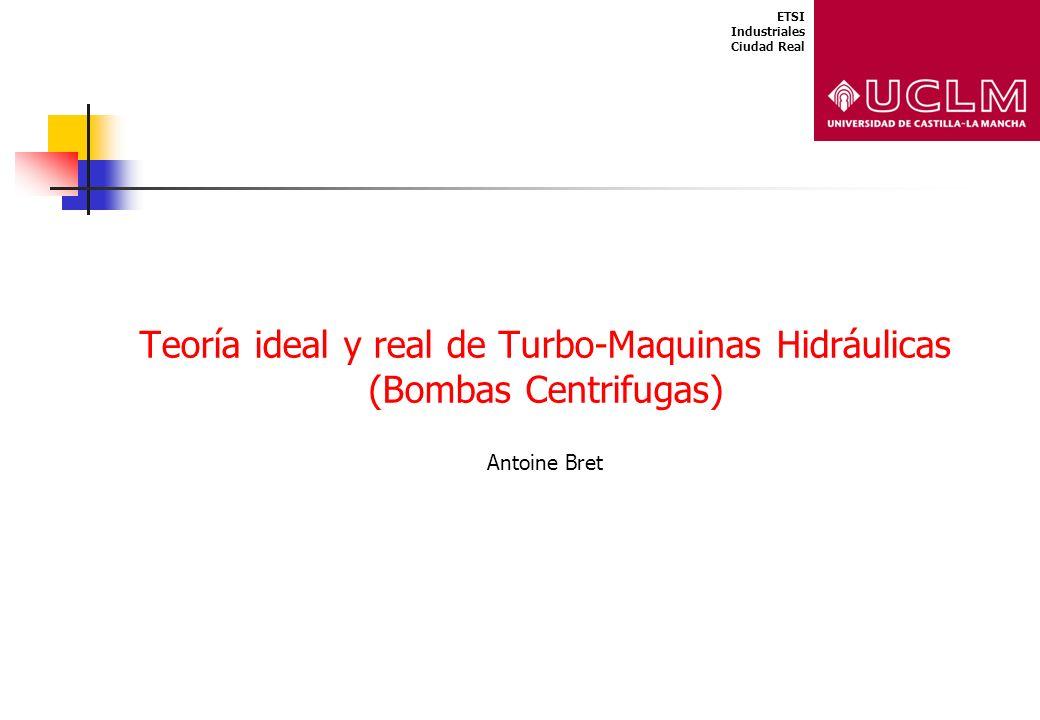ETSI Industriales Ciudad Real.
