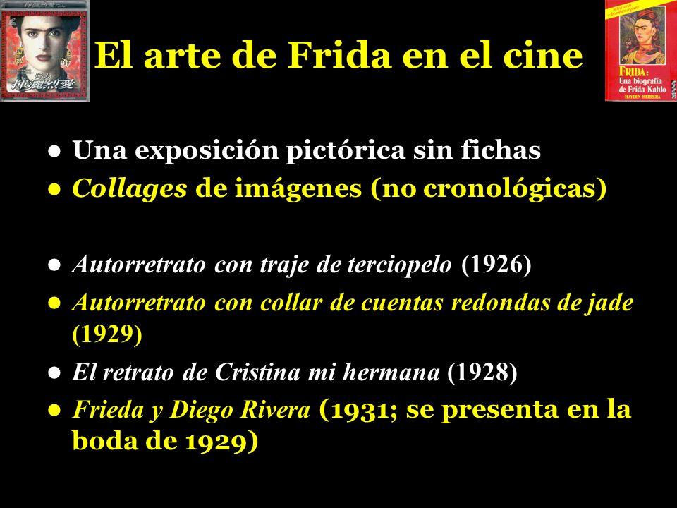 El arte de Frida en el cine