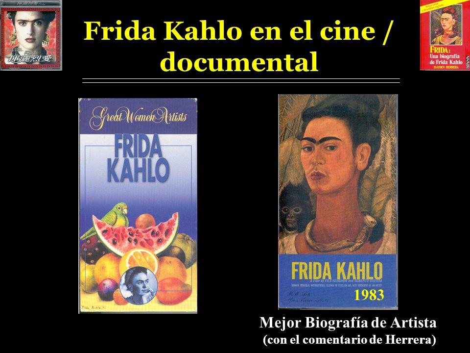 Mejor Biografía de Artista (con el comentario de Herrera)