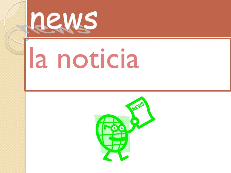 news la noticia