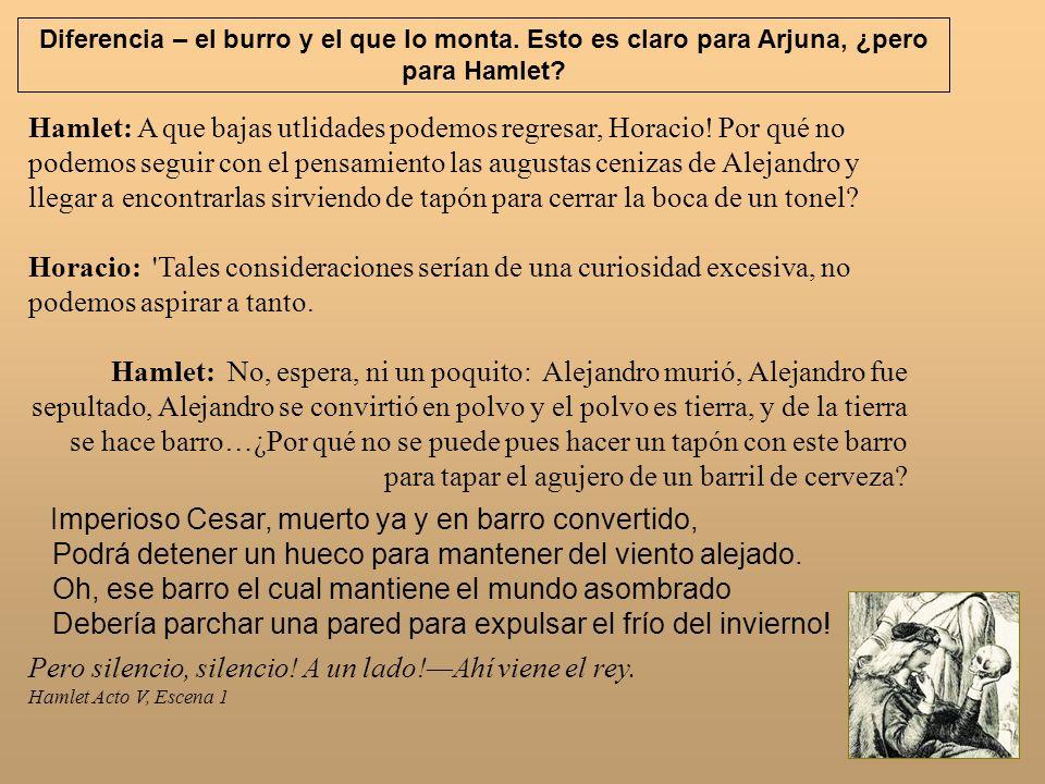 Imperioso Cesar, muerto ya y en barro convertido,