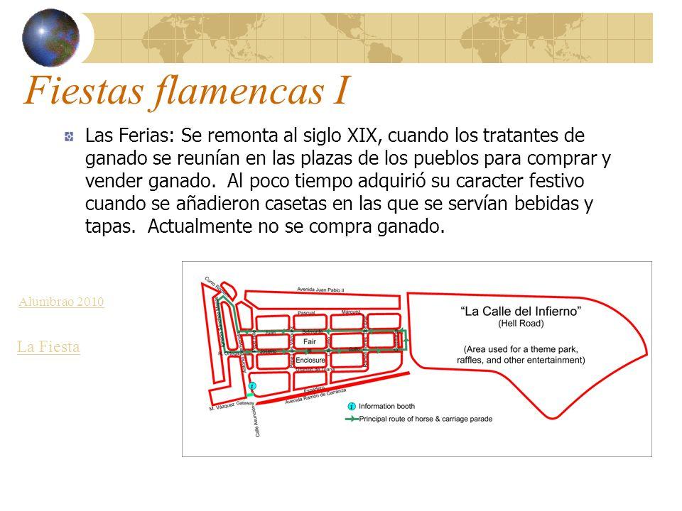 Fiestas flamencas I