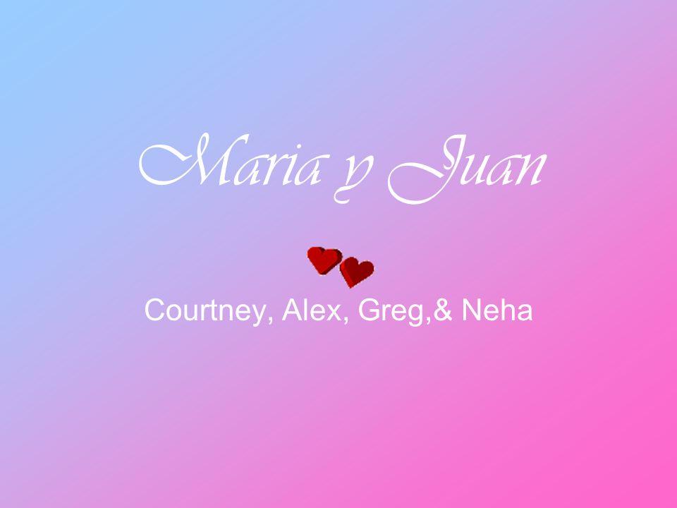 Courtney, Alex, Greg,& Neha